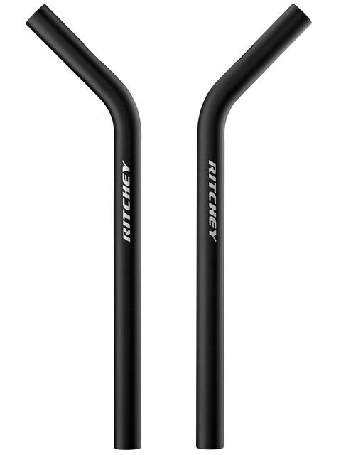 Ritchey Aero Extensions L-Bend 350mm bb black